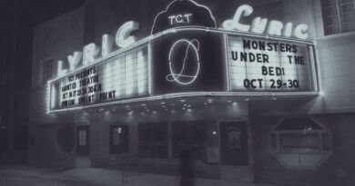 Lyric Theatre and it's haunted history